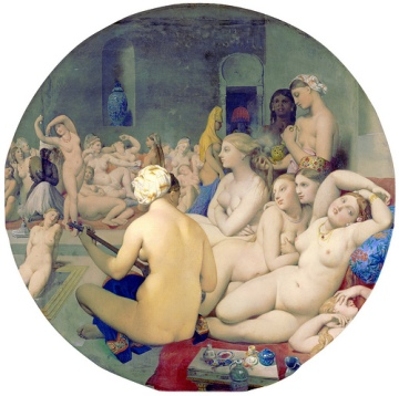 Ingres Turkish baths