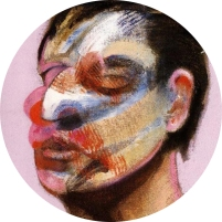 Francis Bacon portrait-1